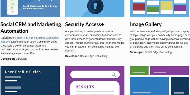 Verint Community Marketplace - Now Open!