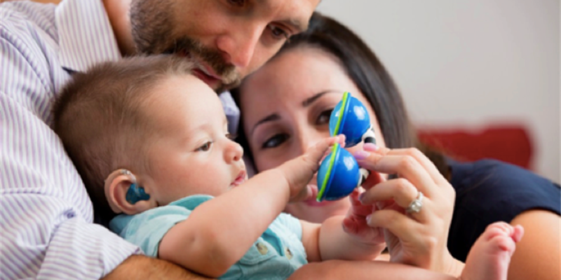 Helping Those Who Help Babies To Hear