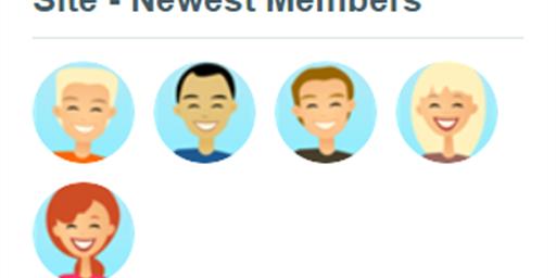Newest Site Members